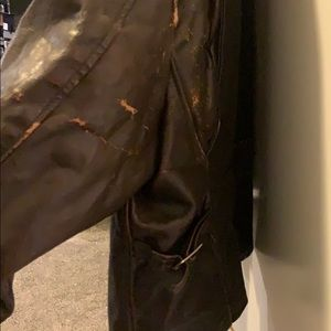 Vintage Jackets & Coats - Vintage leather jacket